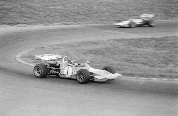 Ronnie Peterson, March 712M Ford.