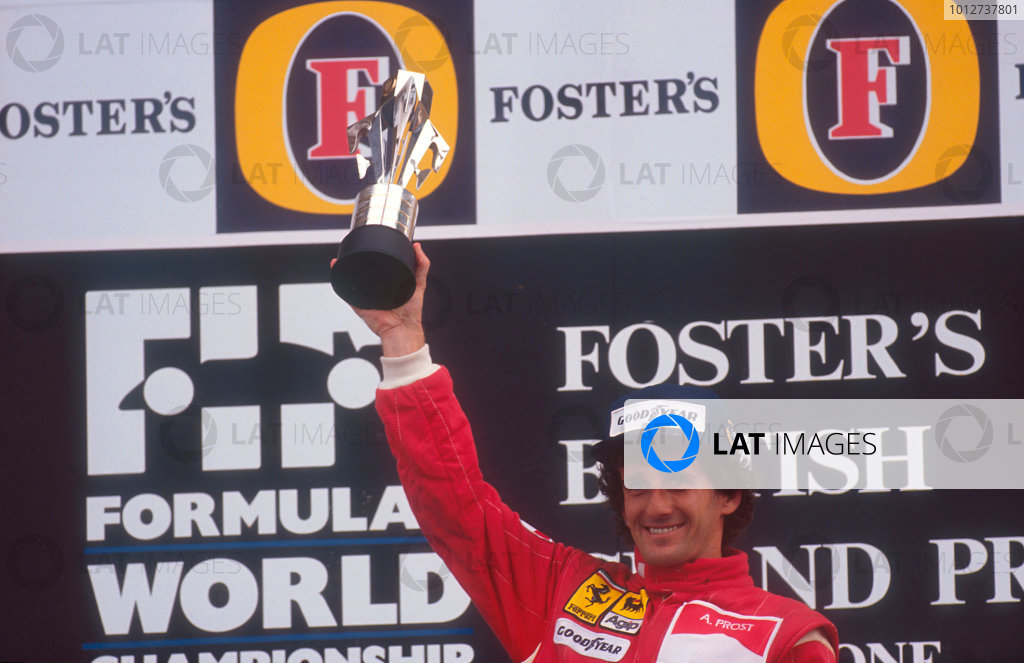 1990 British Grand Prix.