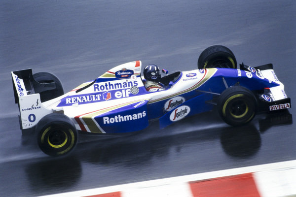 Damon Hill, Williams FW16B Renault.