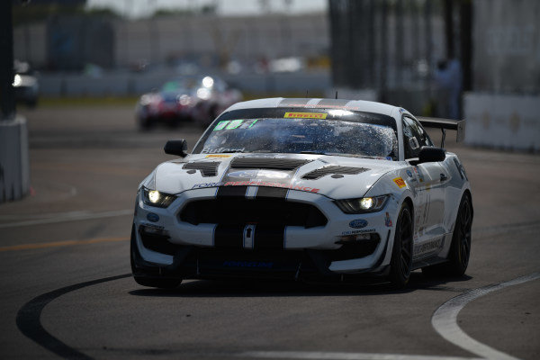 Jade Buford, PF Racing Ford Mustang GT4