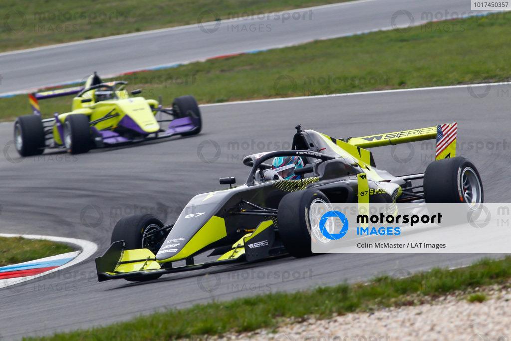 Lausitzring April testing
