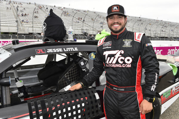 #78: Jesse Little, B.J. McLeod Motorsports, Toyota Supra