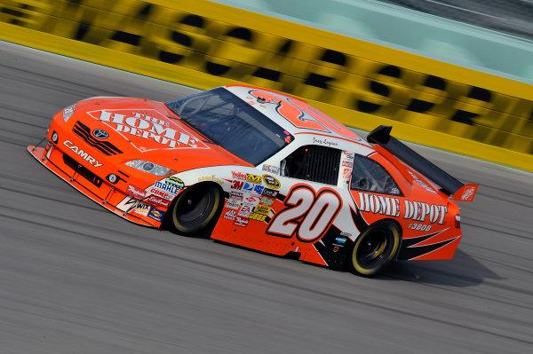 20-22 November, 2009, Homestead, Florida, USAJoey Logano car.©2009, LAT South, USALAT Photographic