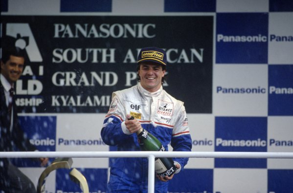 1993 South African Grand Prix.