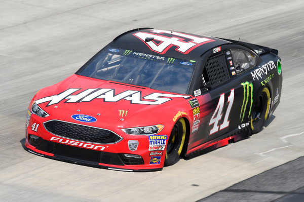 #41: Kurt Busch, Stewart-Haas Racing, Ford Fusion Haas Automation/Monster Energy