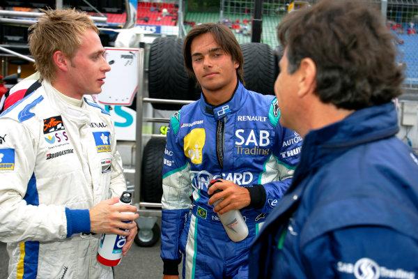 Nelson Piquet Fia F2 Photos Hockenheimring