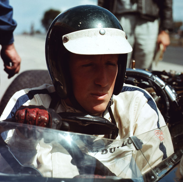 Jochen Rindt, portrait.  World Copyright: LAT Photographic.  Ref:  2318.