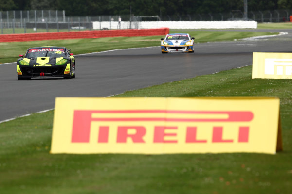 2017 British GT Championship, Silverstone, 11th-12th June 2017, Pirelli. World copyright. JEP/LAT Images