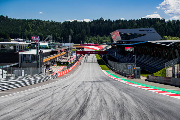 2017 GP3 Series Round 2.  Red Bull Ring, Spielberg, Austria. Thursday 6 July 2017.  Photo: Zak Mauger/GP3 Series Media Service. ref: Digital Image _54I5436