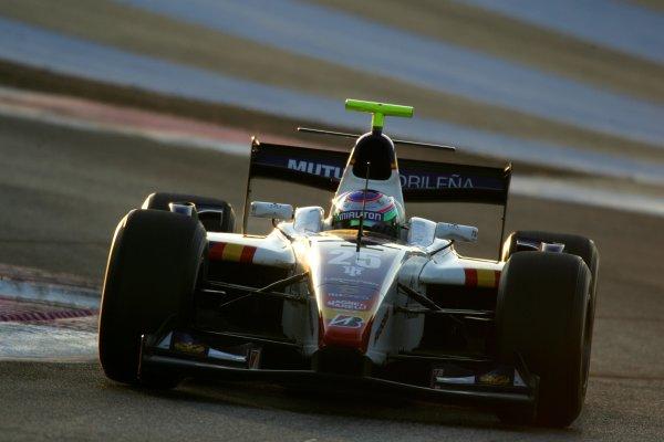 2007 GP2 Testing.Circuit Paul Ricard, France. Thursday 1st November 2007. Simona De Silvestro (SUI) (Campos Grand Prix).Action.World Copyright: Drew Gibson/Gp 2  Media Service.