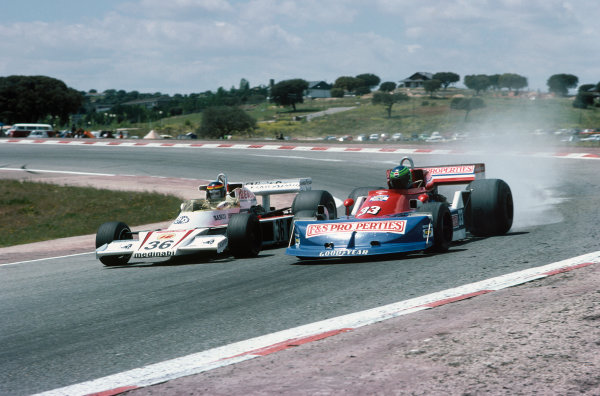 Jarama, Madrid, Spain. 