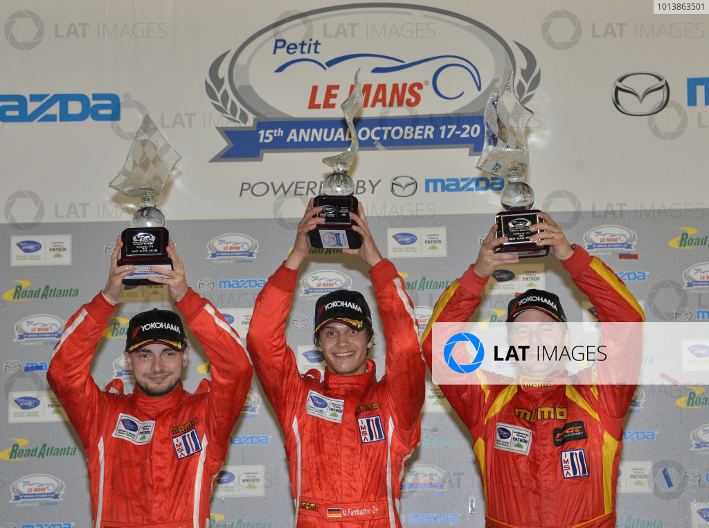 2012 ALMS Atlanta Petit Le Mans