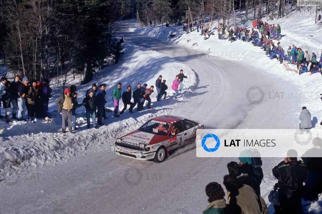 1991 FIA World Rally Championship