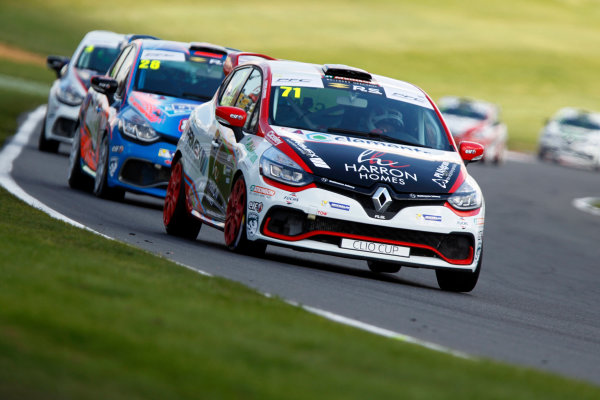 2017 Renault Clio Cup Brands Hatch, 1st-2nd April 2017 Max Coates (GBR)  World Copyright. JEP/LAT Images