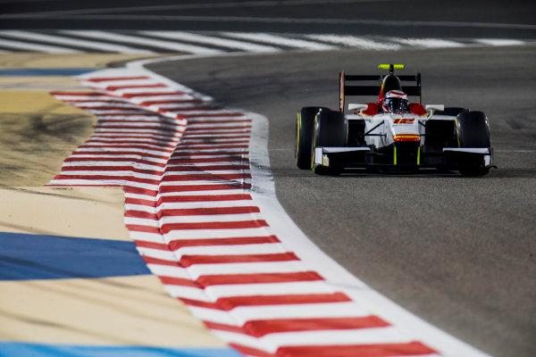 2017 FIA Formula 2 Round 1. Bahrain International Circuit, Sakhir, Bahrain.  Friday 14 April 2017. Stefano Coletti (MON, Campos Racing)  Photo: Zak Mauger/FIA Formula 2. ref: Digital Image _56I0138