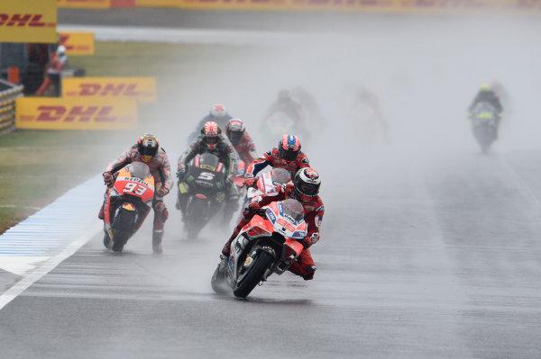 2017 MotoGP Championship - Round 15 Motegi, Japan. Sunday 15 October 2017 Jorge Lorenzo, Ducati Team World Copyright: Gold and Goose / LAT Images ref: Digital Image 22106