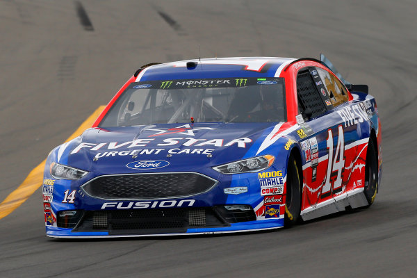 Monster Energy NASCAR Cup Series I LOVE NEW YORK 355 at The Glen Watkins Glen International, Watkins Glen, NY USA Saturday 5 August 2017 Clint Bowyer, Stewart-Haas Racing, Five Star Urgent Care Ford Fusion World Copyright: Russell LaBounty LAT Images