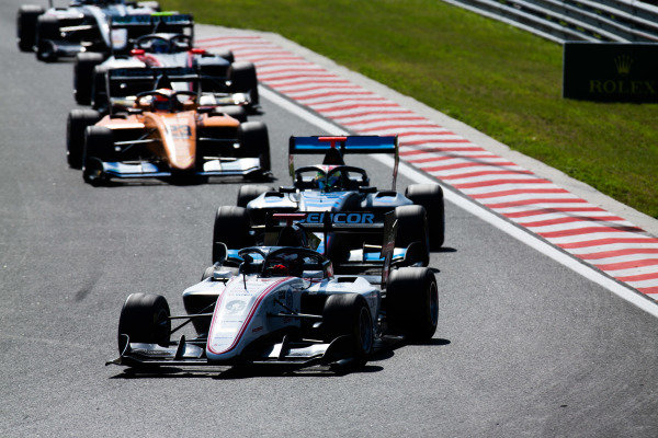 HUNGARORING, HUNGARY - AUGUST 04: Raoul Hyman (GBR, Sauber Junior Team by Charouz) during the Hungaroring at Hungaroring on August 04, 2019 in Hungaroring, Hungary. (Photo by Joe Portlock / LAT Images / FIA F3 Championship)