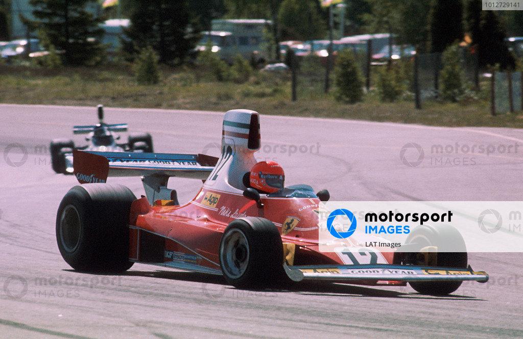 1975 Swedish Grand Prix.