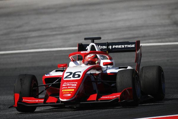 Marcus Armstrong (NZL, PREMA Racing)