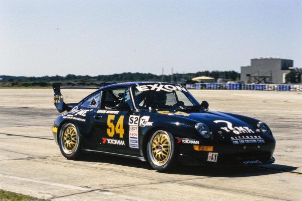 Doug Trott / Rick Bye / John Ruther / Pilip Kubik, Porsche 993 Cup RSR.