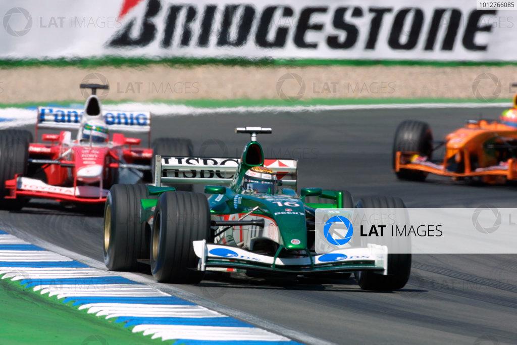 2002 German Grand Prix - Sunday Race