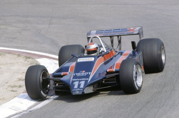 1980 Italian Grand Prix.Imola, Italy. 12-14 September 1980.Mario Andretti (Lotus 81-Ford Cosworth), retired.World Copyright: LAT PhotographicRef: 35mm transparency 80ITA17