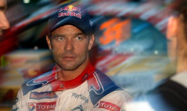 Round 10Rally Australia 3rd-6th September  2009Sebastien Loeb, Citroen, WRC, Portrait.Worldwide Copyright: McKlein/LAT
