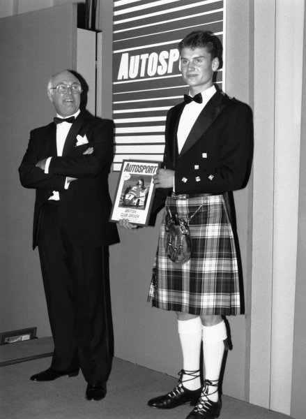 Cafe Royal, London, Great Britain. 4 January 1990.
