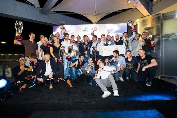 2016 GP2/3 Awards Evening. Yas Marina Circuit, Abu Dhabi, United Arab Emirates. Sunday 27 November 2016.  Photo: Sam Bloxham/GP2 Series Media Service/GP3 Series Media Service. ref: Digital Image _SLA9905
