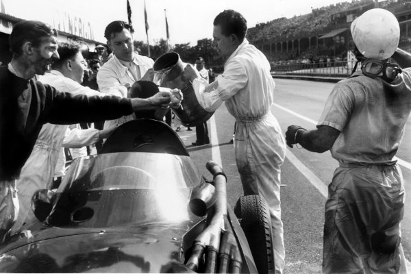 Aintree, England. 18-20 July 1957.
