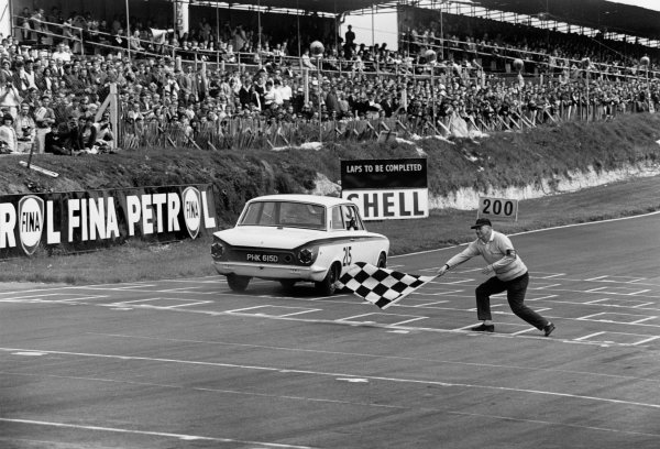 Brands Hatch, England. August 1966.