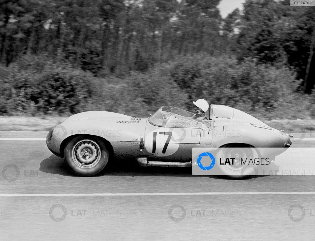 1957 Le Mans 24 Hours : 1957 Le Mans Photo