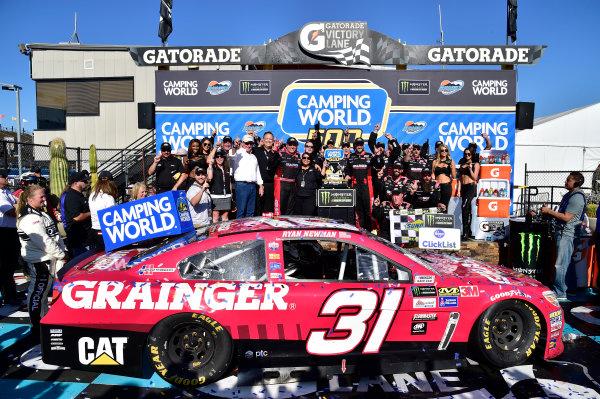 2017 Monster Energy NASCAR Cup Series Camping World 500 Phoenix International Raceway, Avondale, AZ USA Sunday 19 March 2017 Ryan Newman wins World Copyright: Rusty Jarrett/LAT Images ref: Digital Image 17PHX1rj_3092