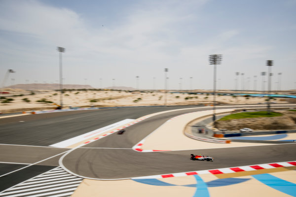 2017 FIA Formula 2 Round 1. Bahrain International Circuit, Sakhir, Bahrain.  Friday 14 April 2017. Stefano Coletti (MON, Campos Racing)  Photo: Zak Mauger/FIA Formula 2. ref: Digital Image _56I9762