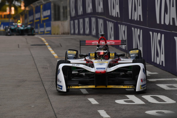 2017/2018 FIA Formula E Championship. Round 1 - Hong Kong, China. Saturday 02 December 2018. Daniel Abt (GER), Audi Sport ABT Schaeffler, Audi e-tron FE04. Photo: Mark Sutton/LAT/Formula E ref: Digital Image DSC_8484
