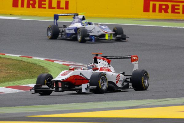 Dino Zamparelli (GBR) ART Grand Prix. GP3 Series, Rd1, Barcelona, Spain, 9-11 May 2014.
