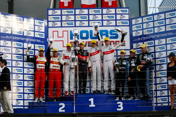2014 European LeMans Series,