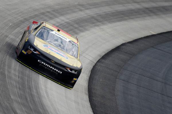 #89: Morgan Shepherd, Shepherd Racing Ventures, Chevrolet Camaro Visone RV