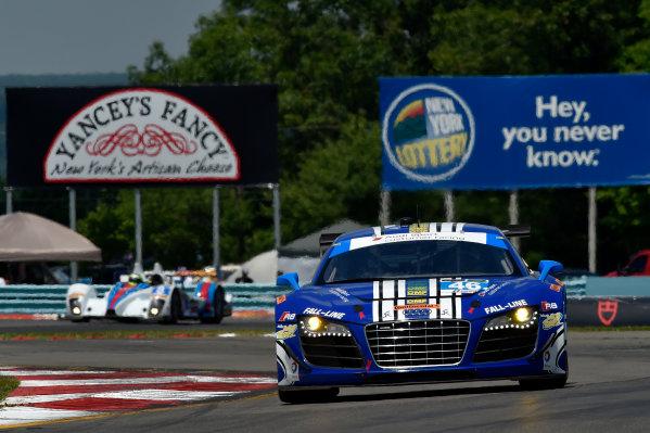 27-29 June, 2014, Watkins Glen, New York USA 46, Audi, R8 LMS, GTD, Charlie Putman, Charles Espenlaub, Marco Bonanomi ?2014 Scott R LePage LAT Photo USA