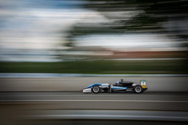 2017 FIA Formula 3 European Championship. Round 5 - Nuremberg, Germany. Friday 30 June 2017. Ralf Aron, Hitech Grand Prix, Dallara F317 - Mercedes-Benz  World Copyright: Mario Bartkowiak/LAT Images ref: Digital Image 2017-06-30_FIA-F3_Norisring_FP_0331