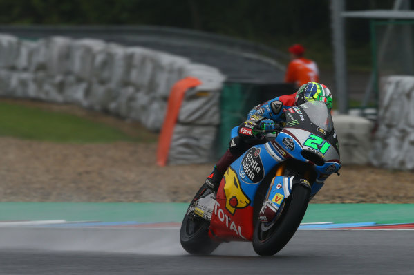 2017 Moto2 Championship - Round 10 Brno, Czech Republic Friday 4 August 2017 Franco Morbidelli, Marc VDS World Copyright: Gold and Goose / LAT Images ref: Digital Image 683662