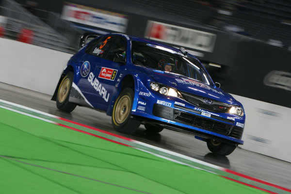 Round 14, Rally Japan30th October - 2nd November 2008Petter Solberg, Subaru, actionWorldwide Copyright: McKlein/LAT