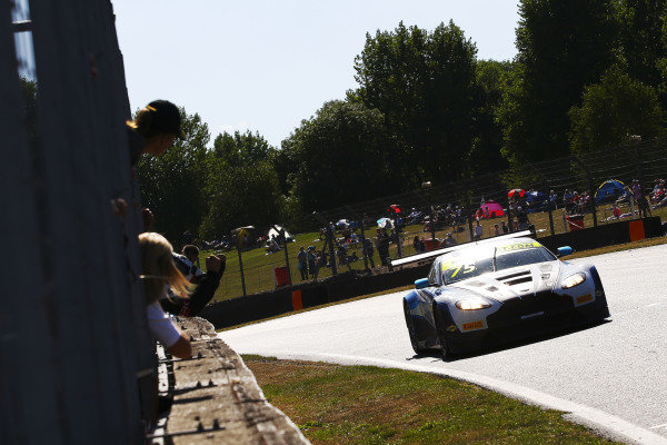 Flick Haigh / Jonny Adam Optimum Motorsport Aston Martin Vantage V12 Vantage GT3