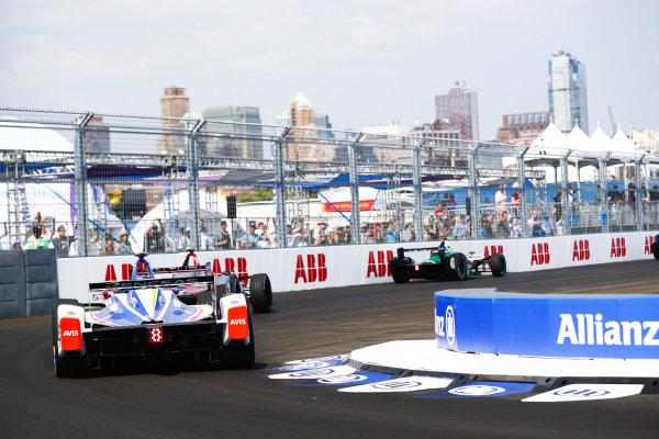 Nick Heidfeld (GER), Mahindra Racing, Mahindra M4Electro.