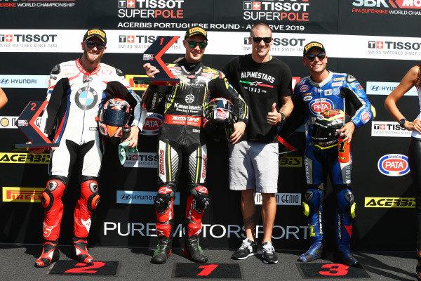Tom Sykes, BMW Motorrad WorldSBK Team, Jonathan Jonathan Rea, Kawasaki Racing Team, Spies, Sandro Cortese, GRT Yamaha WorldSBK.
