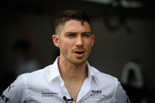 Edoardo Mortara (CHE), Venturi Racing