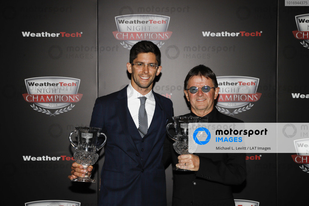 2018 WeatherTech Night of Champions, #10 Wayne Taylor Racing Cadillac DPi, P: Jordan and Wayne Taylor