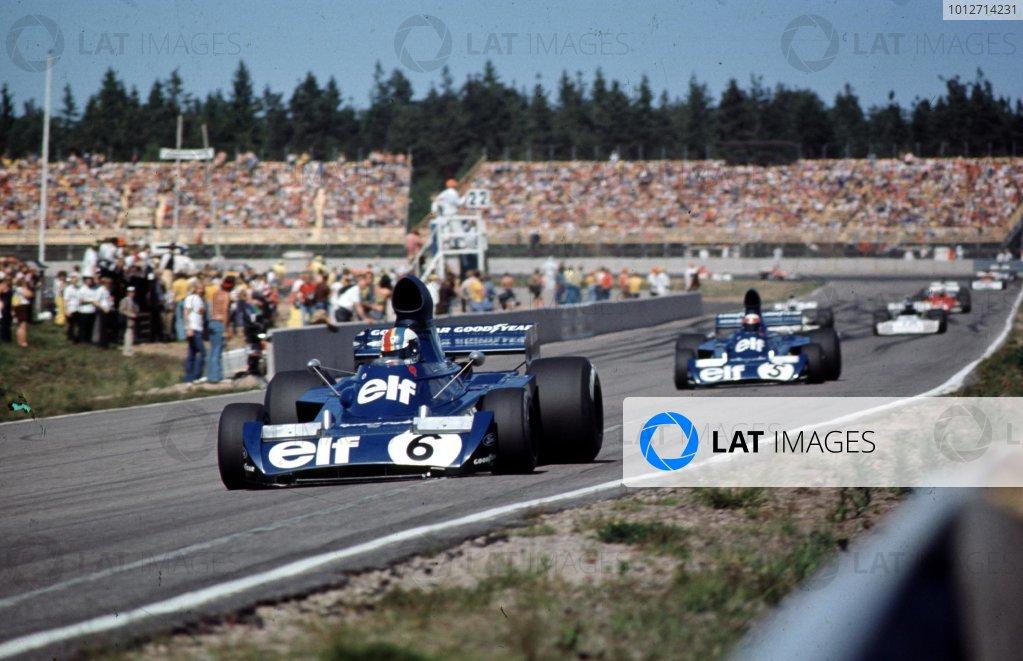 1973 Swedish Grand Prix.