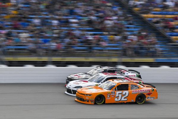 #52: David Starr, Means Motorsports, Chevrolet Camaro